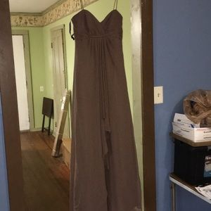 Alfred Angelo prom homecoming wedding bridal dress